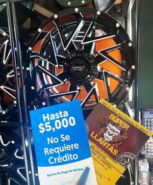 33 1250 22 RINES Y LLANTAS for Sale in Phoenix, AZ