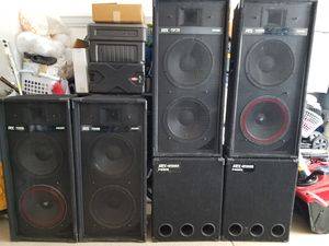 DJ speakers for Sale in IL, US
