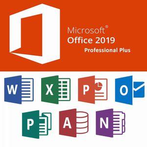 Microsoft Office Professional 2019 Professional Plus Genuine for Sale in Chicago, IL