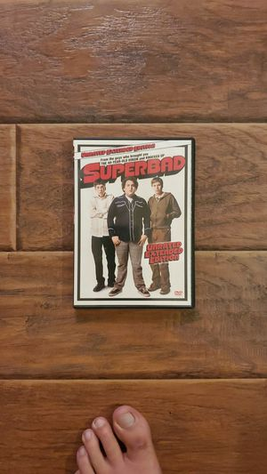 DVD - Superbad for Sale in San Clemente, CA