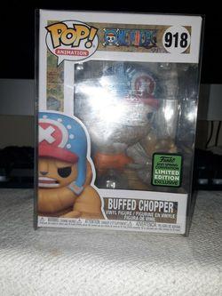 Limited edition Buffed Chopper Funko Pop for Sale in Brooklyn,  NY