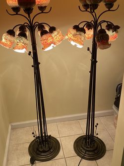 Standing Floral Lamps for Sale in Lexington,  KY