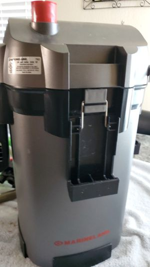Aquarium canister filter for Sale in Grand Prairie, TX