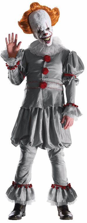 Pennywise (IT) Adult Men's Costume for Sale in Rockville, MD
