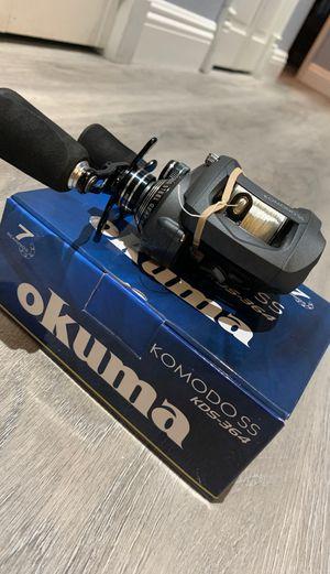 NEW Okuma Komodo 364 ( Shimano , Penn , Daiwa , Phenix , Avet ) for Sale in Norwalk, CA