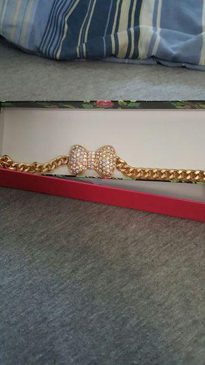 Betsey Johnson bracelet for Sale in Las Vegas, NV