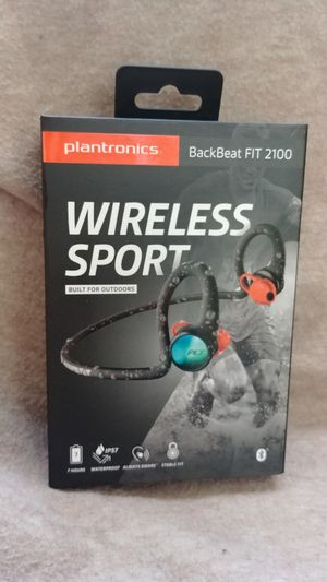 Wireless headphones - NEW for Sale in Peoria, IL