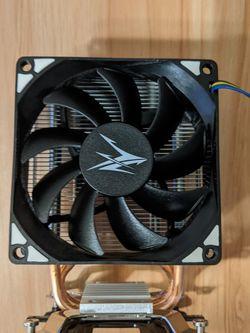 Zalman Intel LGA 1151 CPU Cooler X4 for Sale in Rancho Cucamonga,  CA