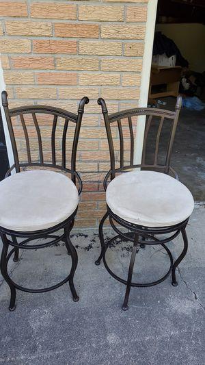 2 swirling bar stool for Sale in Chesapeake, VA