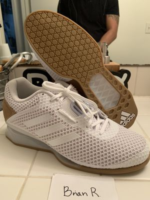 Adidas Weight Training Shoes Olympic Leistung ll 16 for Sale in Fresno, CA