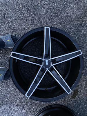Xo luxury 20 inch rims original price $2000 for Sale in Doral, FL