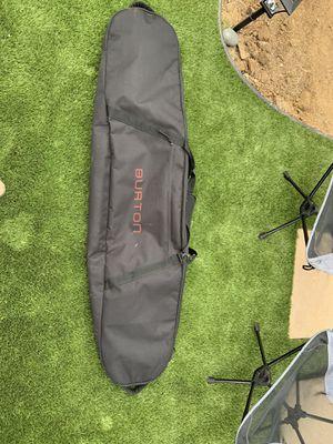 Burton Snowboard Bag 156 for Sale in Encinitas, CA