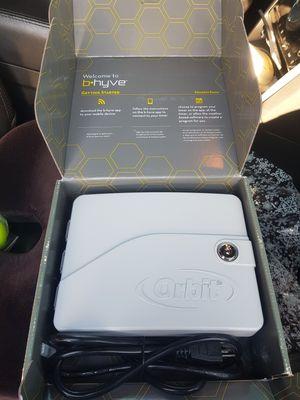 Orbit smart wifi sprinkler time for Sale in Elizabeth, NJ