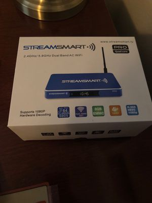 Stream smart streaming device for Sale in Phoenix, AZ