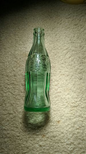 Antique coca cola bottle for Sale in Knoxville, TN