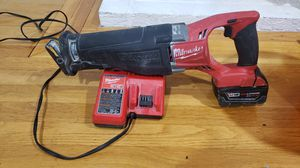 Milwaukee Fuel tools for sale for Sale in Boston, MA