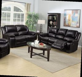 Sofá and loveseat recliner. New in boxes. Price firm. for Sale in Ontario,  CA