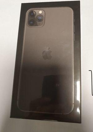 iPhone 11 Pro Max 256GB unlock for Sale in Marshall, VA