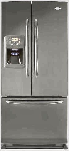 Maytag 22 Cubic French Door Refrigerator for Sale in Suffolk, VA