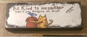 Rustic Wall/Home Decor Sign for Sale in Lacey, WA