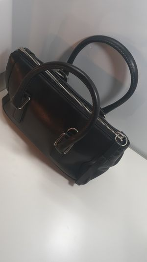 Small black leather coach Purse for Sale in Tacoma, WA