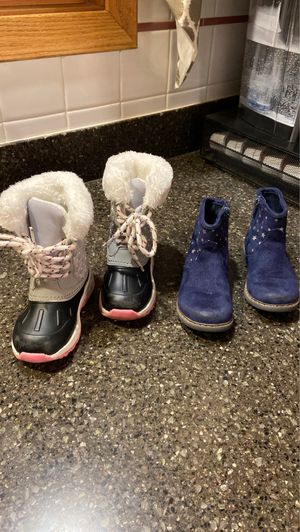 Toddler Boots Size 7 for Sale in Hoffman Estates, IL