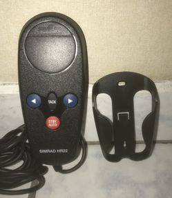 Simrad Hr22 Autopilot Remote Control Waterproof *SALE for Sale in Los Angeles,  CA