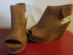 Soda heels size 7 for Sale in Chicago, IL