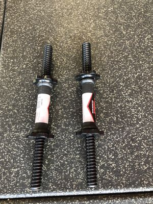 "Dumbbell Weights Handles 1"" With Spin-lock Collars -Brand New! for Sale in Santa Clarita, CA"