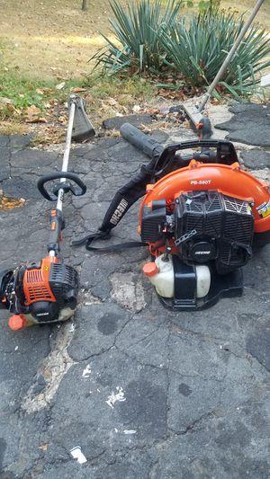 blower 580 trimmer echo 266 for Sale in Fairfax, VA