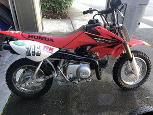 Honda Crf50 2005 dirt bike pit bike for Sale in Bothell, WA