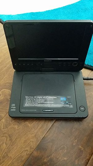 Portable dvd player sony for Sale in Cary, NC