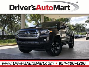 2017 Toyota Tacoma for Sale in Davie, FL