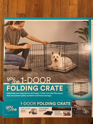 Small dog crate for Sale in West Los Angeles, CA