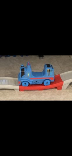 THOMAS TRAIN WITH TRACK SLIDE for Sale in Chicago,  IL