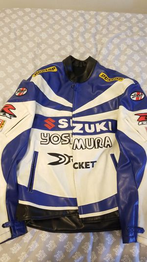 Suzuki jacket for motorcycle 3XL for Sale in Joliet, IL