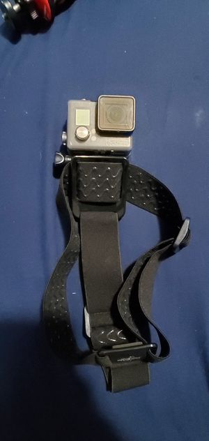 Gopro with headstrap for Sale in Casselberry, FL