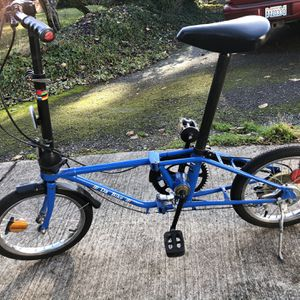 Folding Bikes for Sale in Auburn, WA