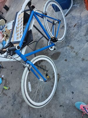 Fixie in great condition 100 obo for Sale in Lawndale, CA