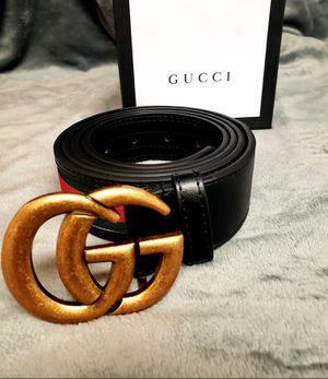 Gucci belt sz 42-44 for Sale in Houston, TX