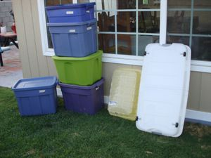Sterilite Storage Containers for Sale in Santa Maria, CA