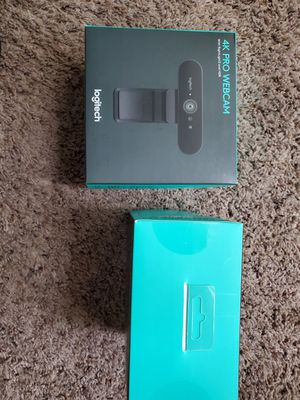 Logitech 4k pro Webcam for Sale in Dublin, OH