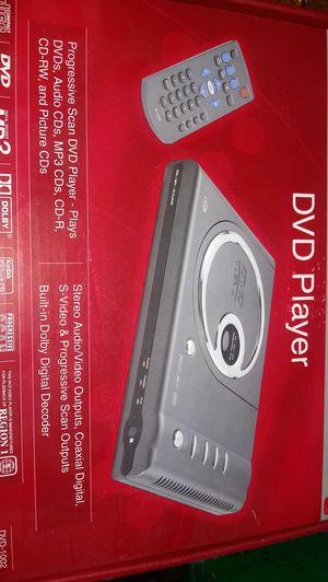 DVD Player for sale!! for Sale in Hollywood, FL