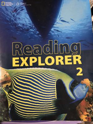 Book Reading Explorer 2 by Paul MacIntyre for Sale in North Miami Beach, FL