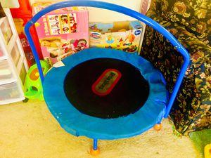Trampoline for kids upto 55 lb . for Sale in McLean, VA