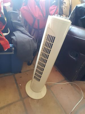 Aloha breeze tower fan for Sale in Glendale, AZ