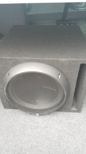 T1 rockford fosgate subwoofer for Sale in National City, CA