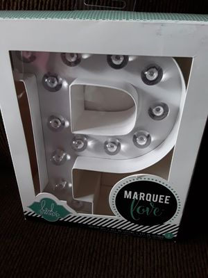 Heidi Swap letter decor (from Michael's) $5 each for Sale in East York, PA