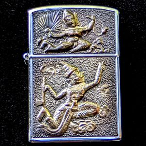 Unique Cigarette Lighter - Thai Art for Sale in Portland, OR