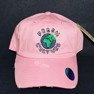 Fresh Culture Cotton Candy Pink Distressed Dad Hat for Sale in Houston, TX